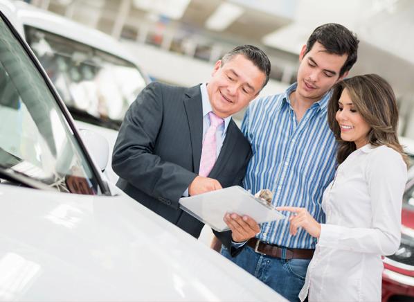 Tiến hành thủ tục thu mua xe ô tô nhanh chóng, thuận tiện