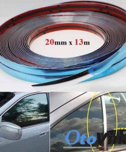 Cuộn nẹp dán viền xe ô tô sản phẩm mang tính thẩm mỹ cao