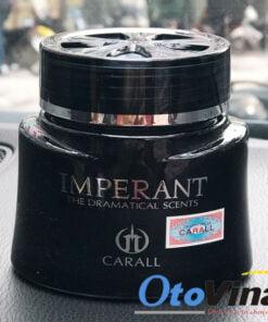 Nước hoa ô tô cao cấp CARALL IMPERANT khẳng định đẳng cấp