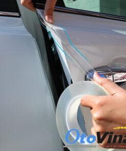 Băng dán trong suốt sử dụng cho ô tô mang đến sự tiện ích