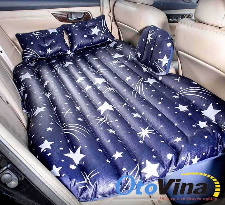 Đệm hơi ô tô, giường hơi ô tô là gì?