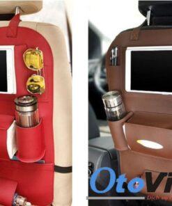 Túi đựng đồ treo sau ghế ô tô cao cấp