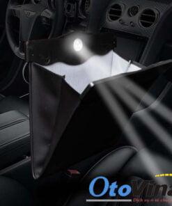 Túi đựng rác có đèn led cho nội thất ô tô cao cấp
