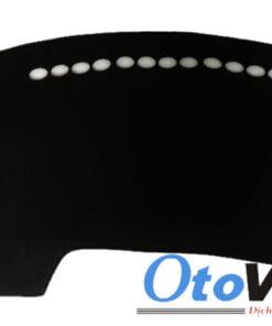Thảm lót taplo Honda city được thiết kế theo đúng bàn điều khiển của xe với 12 ô loa
