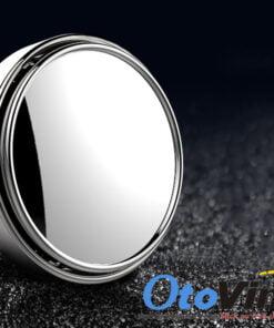 Gương cầu lồi có chất liệu tốt từ kính đến nhựa bên ngoài