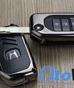 Ốp chìa khóa ô tô Honda dạng gập là sản phẩm có nhiều ưu điểm vượt trội
