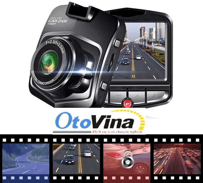 Camera hành trình CarCam K3 Full HD giá rẻ