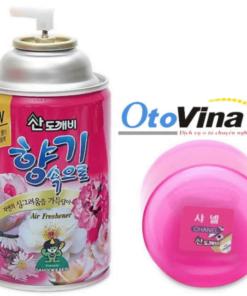 Xịt khử mùi trên ô tô hương Cafe cực thơm của Hàn Quốc giá rẻ