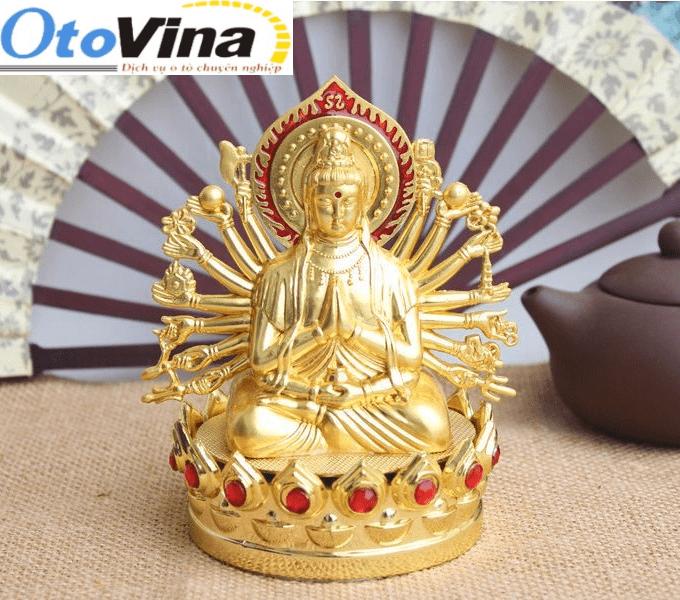 Lý do bạn nên mua nước hoa ô tô tượng Phật của OtoVina