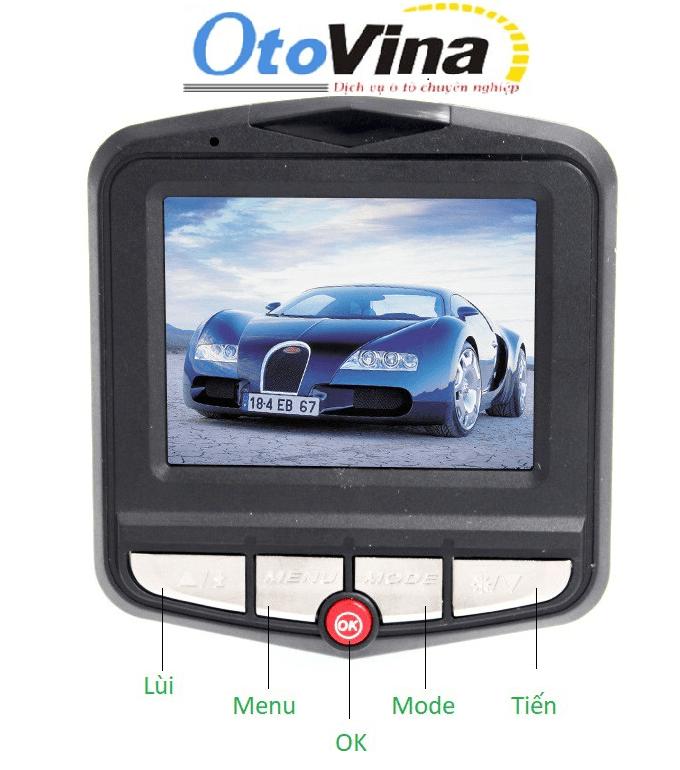 Cách sử dụng Camera hành trình CarCam K3 Full HD
