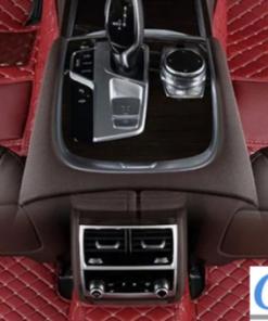Thảm lót sàn 6D BMW 2021 là loại phụ kiện đồ chơi xe ô tô đóng vai trò làm vật trang trí làm tăng tính thẩm mỹ và độ sang trọng bên trong nội thất xe