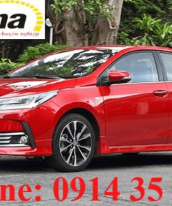 Bán xe Toyota Corolla Altis cũ giá rẻ, chất lượng tốt, bao trọn gói sang tên đổi chủ 2021