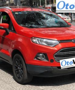 Bảng giá bán xe Ford Ecosport cũtại OtoVina.net tháng 12/2020